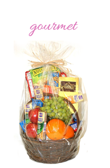 Gourmet gifts from Apples to Zinnias
