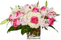 Super Special Dozen Pink Pave from Apples to Zinnias, the Gifted Florist in Dallas, Texas