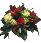 Holiday Spirit from Apples to Zinnias, the Gifted Florist in Dallas, Texas