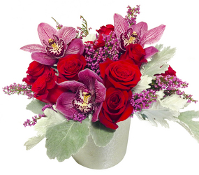 Dozen Red Roses with a Twist from Apples to Zinnias, the Gifted Florist in Dallas, Texas